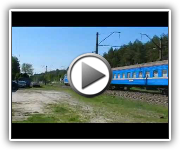 ЧС4-043 следующий по маршруту Киев-Львов