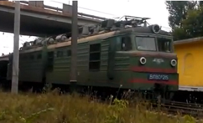 Электровоз ВЛ80к-215