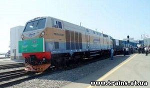Азербайджан получил новую партию ТЭ33А «EVOLUTION»