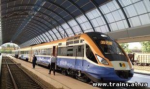 В Молдове вернули на маршруты поезда D1M